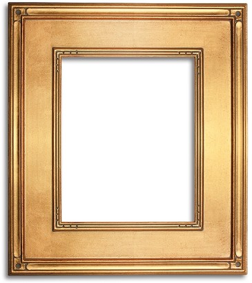 LT14G - Warm Gold Plein Air Frames