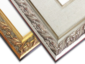 Custom Size Picture Frames | La Tourette's Gallery