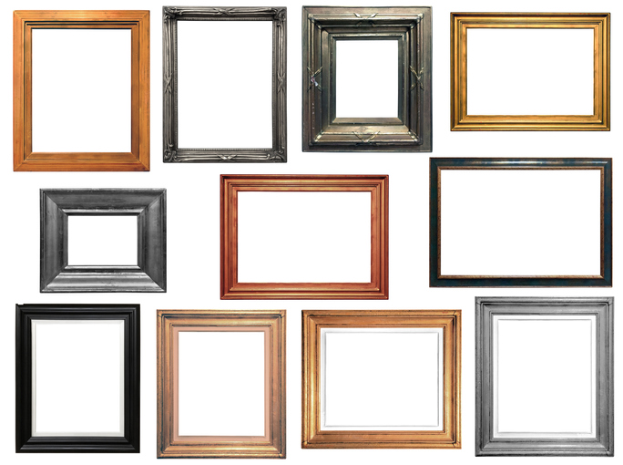 How to Order a Custom Picture Frame