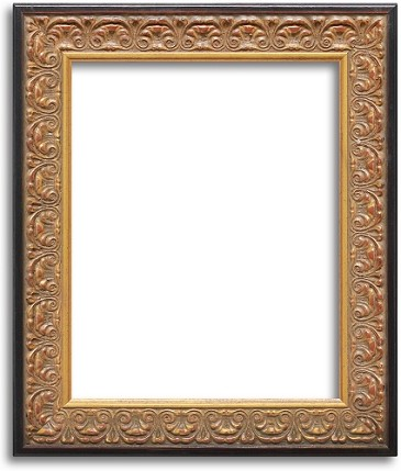 334B - Custom Bronze With Black Frame
