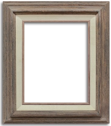 Tahoe - Gray Drift Picture Frame