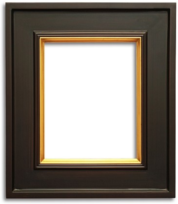 LT23B - Black With Brown Undertone Plein Air Frames