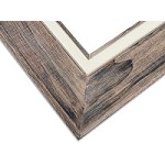 Van - Weathered Rustic Frame