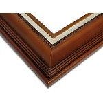 520F - Smooth Walnut Brown Frame